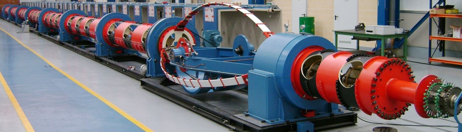 Rotating machinery manufacturers