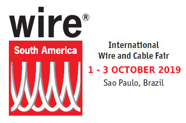 WIRE SOUTH AMERICA, BRAZIL.  1-3 Oct.