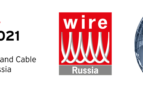 Exhibition at WIRE RUSSIA 2019